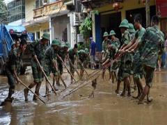 Phát huy vai trò của thanh niên quân đội tham gia giúp đỡ Nhân dân khắc phục hậu quả thiên tai trong tình hình mới