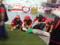 Phát sốt với màn hóa thân nghề nghiệp mơ ước của học sinh trường Song ngữ Quốc tế Horizon tại Hà Nội