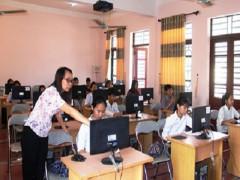 Đẩy mạnh xây dựng cơ sở dự liệu về giáo dục đào tạo