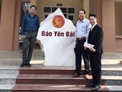 Hợp tác giữa Trung tâm GJA và Báo Yên Bái