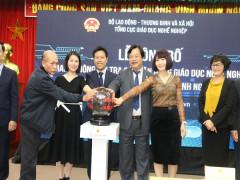 Chính thức ra mắt trang thông tin tra cứu văn bằng giáo dục nghề nghiệp  và Trang thông tin kết nối doanh nghiệp