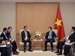 Mở rộng hợp tác kinh tế, thương mại Việt Nam-Mông Cổ