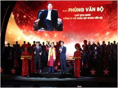 TTB - tự hào ông Phùng Văn Bộ top 10 sao đỏ Việt Nam 2019