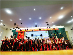 Khoa Luật Kinh tế tổ chức Lễ trao bằng tốt nghiệp Khóa 20 – ngành Luật Kinh tế