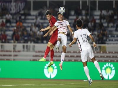 Việt Nam vào chung kết SEA Games 30