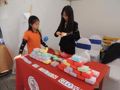 Cùng chiêm ngắm các sản phẩm sáng tạo thú vị của học sinh trường Song ngữ Quốc tế Horizon tại Triển lãm học tập - Learning Expo lần thứ 3