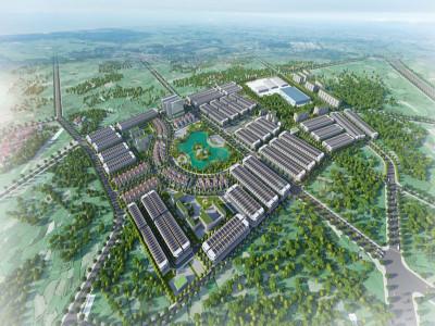 Bắc Ninh có thêm khu đô thị 300ha tại huyện Quế Võ