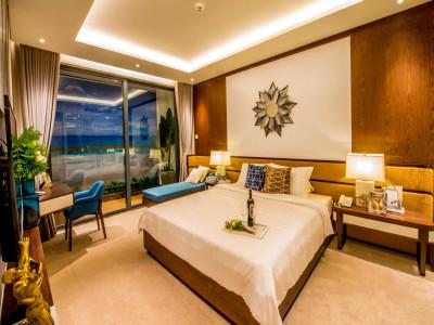 Ấn tượng căn hộ mẫu đẳng cấp 5 sao dự án Aria Đà Nẵng Hotel & Resort