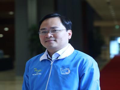 Anh Nguyễn Anh Tuấn đắc cử Chủ tịch Hội LHTN Việt Nam