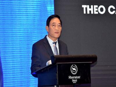 """Hội thảo """"Hoàn thiện mô hình hoạt động của doanh nghiệp theo các Tiêu chí của Giải thưởng Chất lượng Quốc gia"""""""