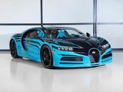 Siêu xe Bugatti Chiron phiên bản