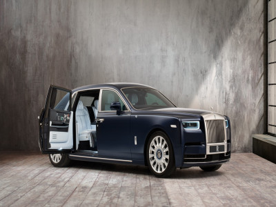 Diện kiến Rolls-Royce Phantom