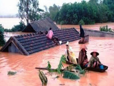 Lũ lụt sẽ không biến mất