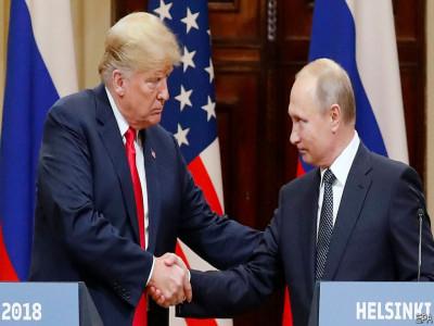 Nga đang chơi cờ nước đôi với Mỹ?