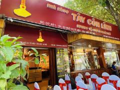 Nhà hàng Tây Côn Lĩnh: Không gian ẩm thực núi rừng giữa lòng Hà Nội