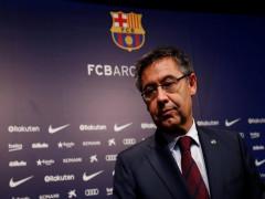 Chủ tịch Barca từ chức