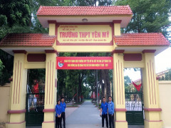 Trường THPT Yên Mỹ - Nơi chắp cánh những ước mơ