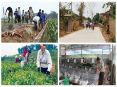 Xây dựng Nông thôn mới tại Thái Nguyên: Năm tăng tốc của giai đoạn 2016 – 2020 tạo đà nhảy vọt cho những năm tiếp theo