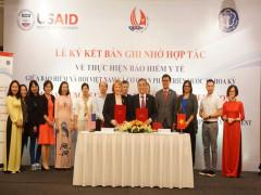 Bảo hiểm xã hội Việt Nam hợp tác cùng cơ quan Phát triển Quốc tế Hoa Kỳ trong lĩnh vực bảo hiểm y tế