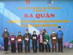 Yên Bái: Tổ chức Khởi động Chương trình Tình nguyện mùa Đông 2020 – Xuân tình nguyện 2021