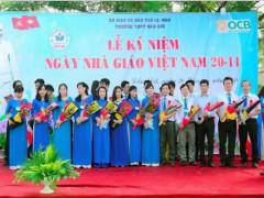 Trường THPT Đầm Dơi( Cà Mau): 40 năm một chặng đường xây dựng và phát triển