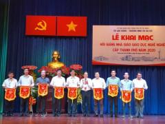 Giáo viên Trường Trung cấp Nguyễn Hữu Cảnh tham gia Hội giảng giáo dục nghề nghiệp cấp Thành phố năm 2020