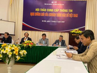 Định hướng mới của Chương trình Dân số Việt Nam năm 2020