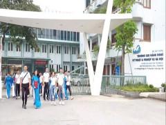 Trường Cao đẳng nghề Kỹ thuật và Nghiệp vụ Hà Nội: Xứng đáng là đơn vị đầu ngành của Bộ Xây dựng trong lĩnh vực giáo dục