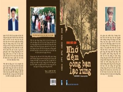 Nhớ đêm cõng bạn lạc rừng: Trang nhật ký về những năm tháng gian khổ mà hào hùng của thầy giáo cựu chiến binh, thương binh Đinh Đức Lâm