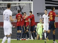 Tây Ban Nha thắng Đức 6-0