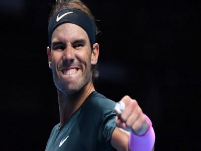 Nadal vào bán kết ATP Finals