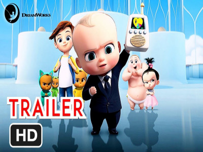 'The Boss Baby' phần hai ra mắt trailer