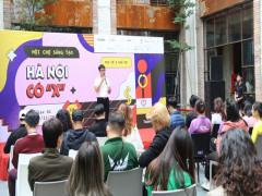 """Hội chợ sáng tạo Hà Nội 2020  Innovation Showcase: Hà Nội có """"X"""""""