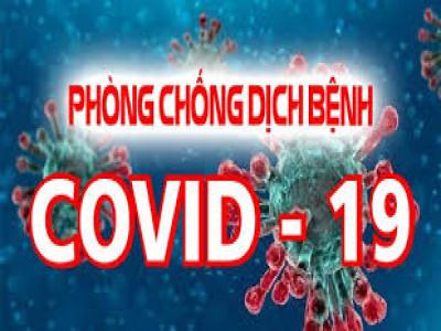 Công điện khẩn về phòng chống COVID-19