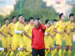 HLV Park: 'Tuyển Việt Nam thiếu tiền đạo'