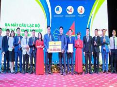 Câu Lạc bộ Đầu tư và Khởi nghiệp Viêt Nam: Vững vàng vượt khó, lan tỏa tinh thần khởi nghiệp