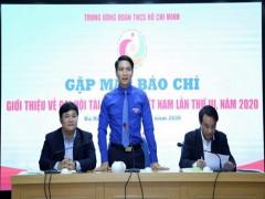 400 đại biểu dự Đại hội Tài năng trẻ Việt Nam lần thứ III, năm 2020