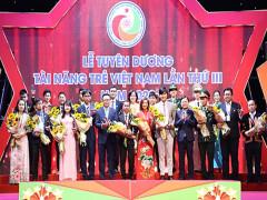 Đại hội Tài năng trẻ Việt Nam lần thứ III - năm 2020