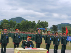 Trung đoàn 246: Tự hào là Đoàn viên thanh niên nơi ra đời
