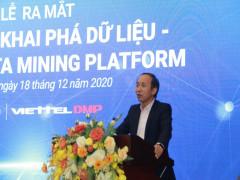 """Ra mắt nền tảng """"Khai phá dữ liệu – Viettel Data Mining Platform"""""""