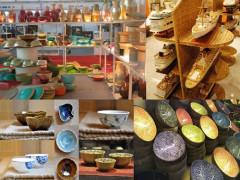 Không gian hội chợ ảo Lifestyle Việt Nam