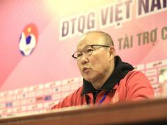 HLV Park kêu gọi cơ hội cho tiền đạo Việt Nam