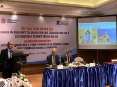 Đánh giá tác động kinh tế của Đại dịch Covid-19 và các gói kích thích kinh tế của Chính phủ đối với nền kinh tế Việt Nam năm 2020