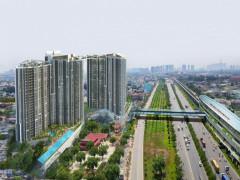 Chấp thuận đầu tư dự án khu nhà ở 2.800 tỷ đồng tại TP.HCM