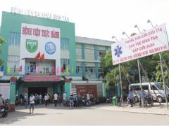 Bệnh viện Bình Tân: cơ sở thực hành của Trường Đại học y dược TpHCM và Đại học y khoa Phạm Ngọc Thạch
