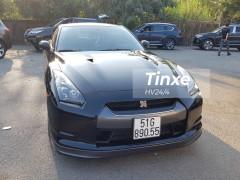 Nissan GT-R R35 màu đen độc nhất Việt Nam, lý lịch của xe mới là điều gây tò mò