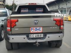 Dodge Ram 3500 Heavy Duty - Xe bán tải 6 bánh độc đáo ở Việt Nam