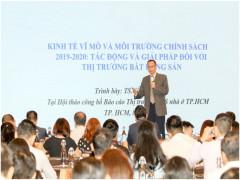 Diễn biến thị trường bất động sản nhà ở Tp. Hồ Chí Minh năm 2019: Phân khúc đất nền - Nguồn cung giảm mạnh