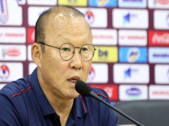 HLV Park cấm cửa truyền thông ở trận U23 Việt Nam - U23 Bahrain