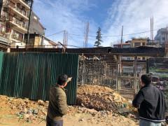 Thị xã Sa Pa (Lào Cai): Dự án nhà phố có nguy cơ 'nuốt' mất con đường đá lịch sử hàng trăm năm?